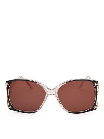 Sylvia Sunglass - Black