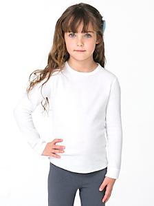 Kids' Baby Thermal Long Sleeve T-Shirt