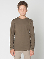 Youth Baby Thermal Long Sleeve T