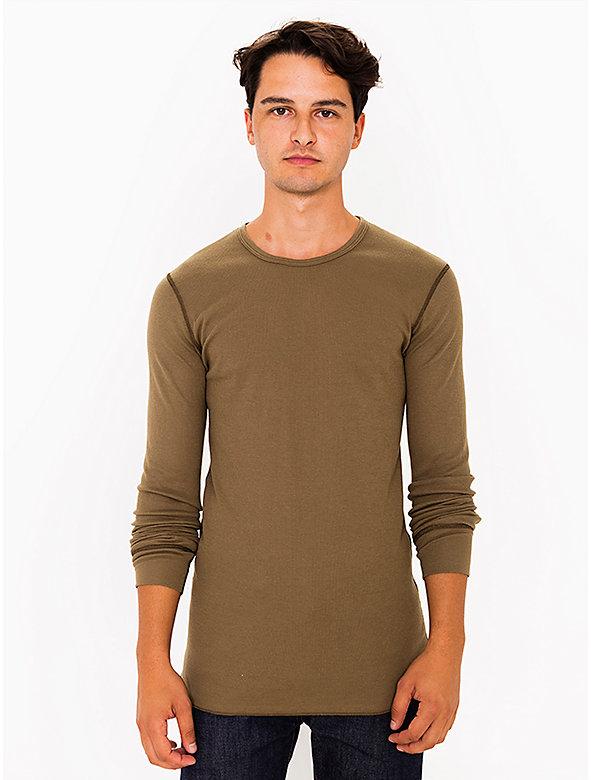 Baby Thermal Crewneck Long Sleeve T-Shirt