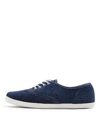Unisex Denim Tennis Shoe