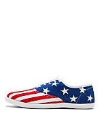 Unisex Tennis Shoe - American Flag