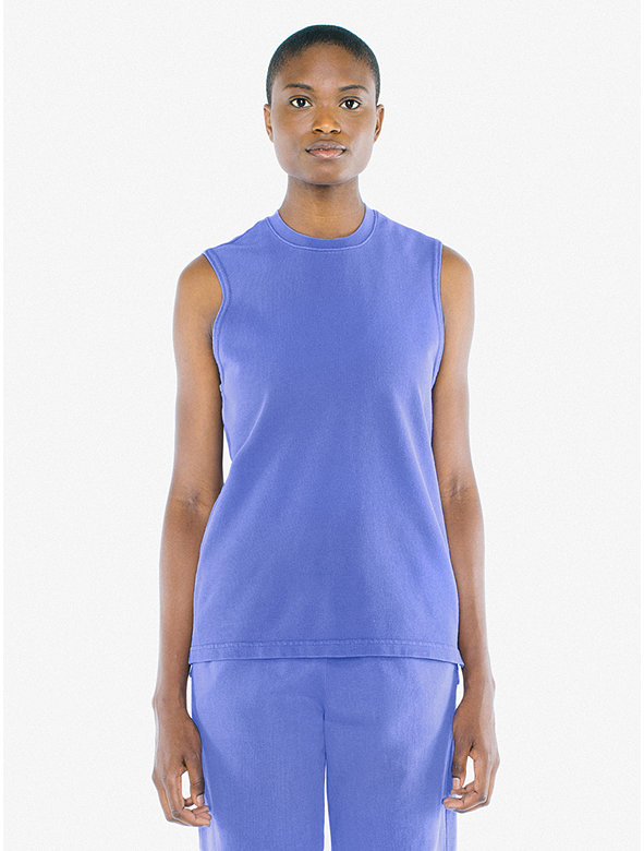 Unisex French Terry Muscle Tank