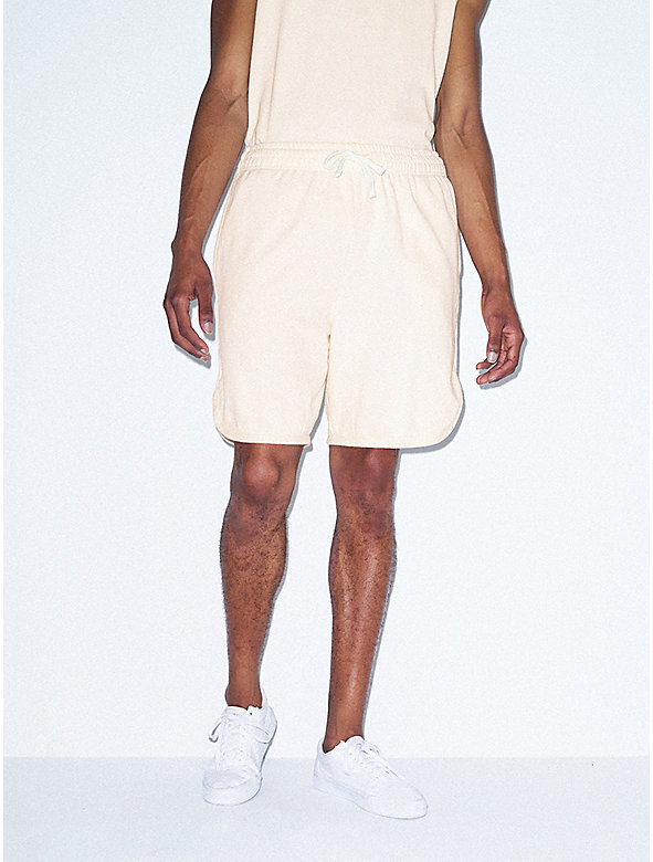 French Terry Basketball Short