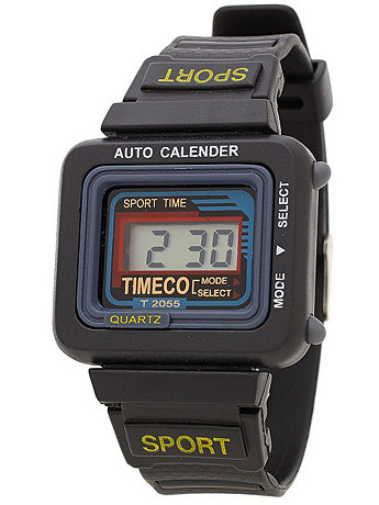 Timeco Square Wristwatch