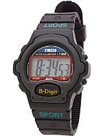 Timeco Round Wristwatch