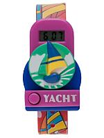 Timeco Plastic Yacht Wristwatch