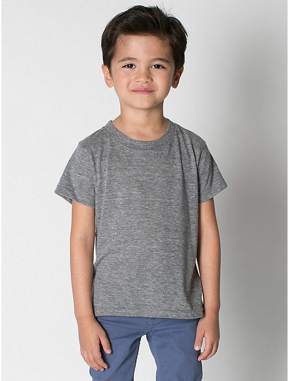 Kids' Tri-Blend Short Sleeve T