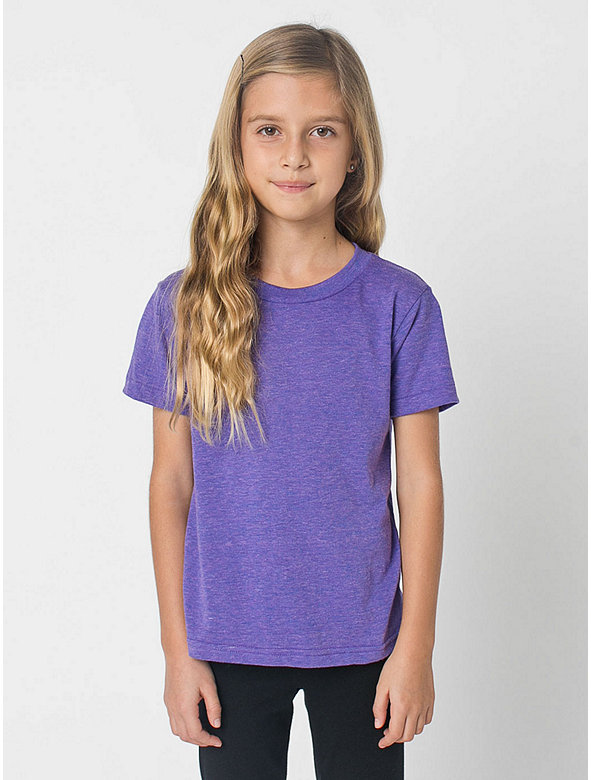 Kids' Tri-Blend Short Sleeve T