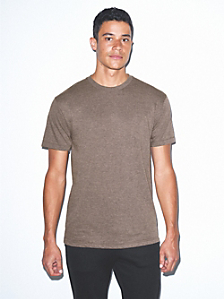 Tri-Blend Short Sleeve Track Shirt