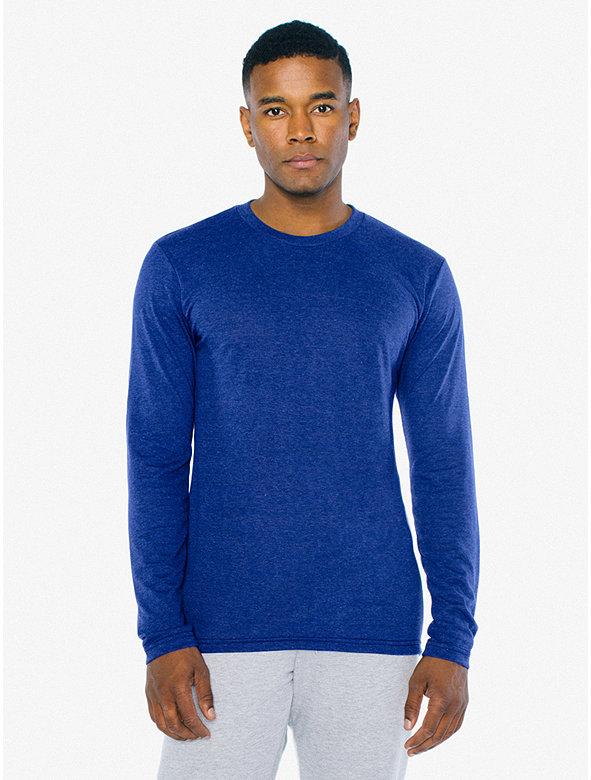 Tri-Blend Long Sleeve T-Shirt