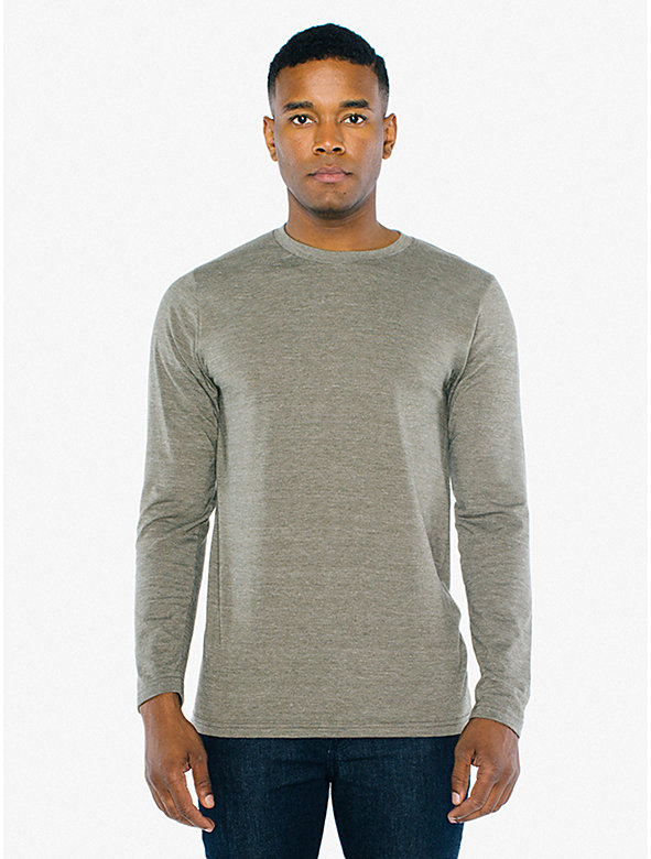 Tri-Blend Long Sleeve T-Shirt