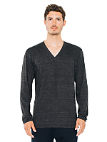 Tri-Blend Long Sleeve V-Neck