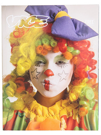 Vice Magazine Volume 15 #9 Clown