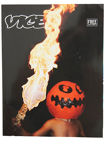 Vice Magazine Volume 15 #10 Talking