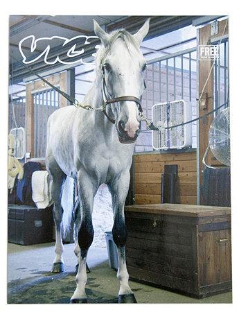 Vice Magazine Volume 14 #9 Horse