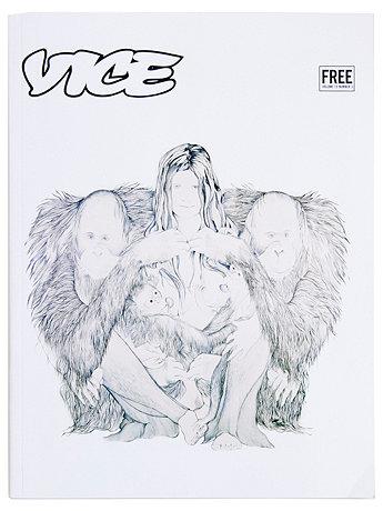 Vice Magazine Volume 15 #3 Homo Neanderthals