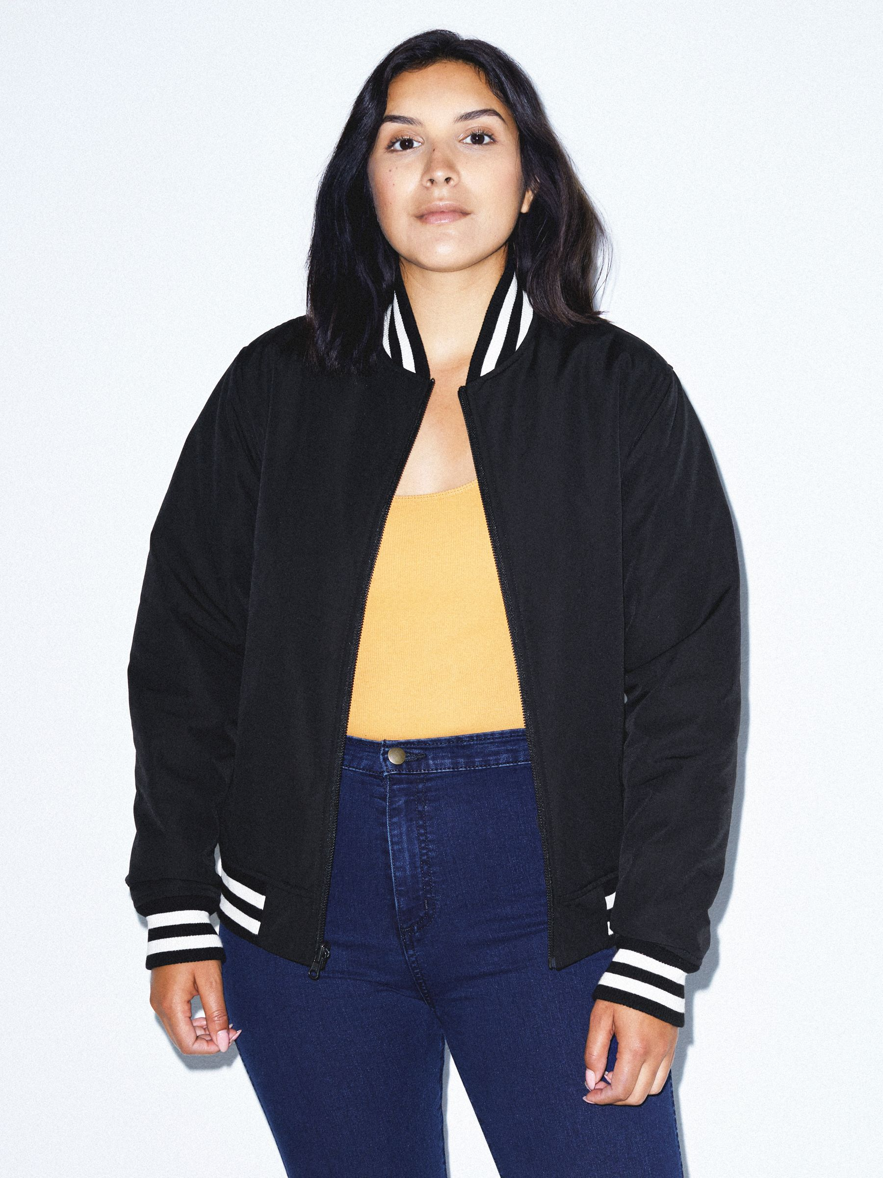 Storm Reversible Bomber by American Apparel