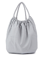 Cotton Canvas LA-Z Girl Side Pocket Bag