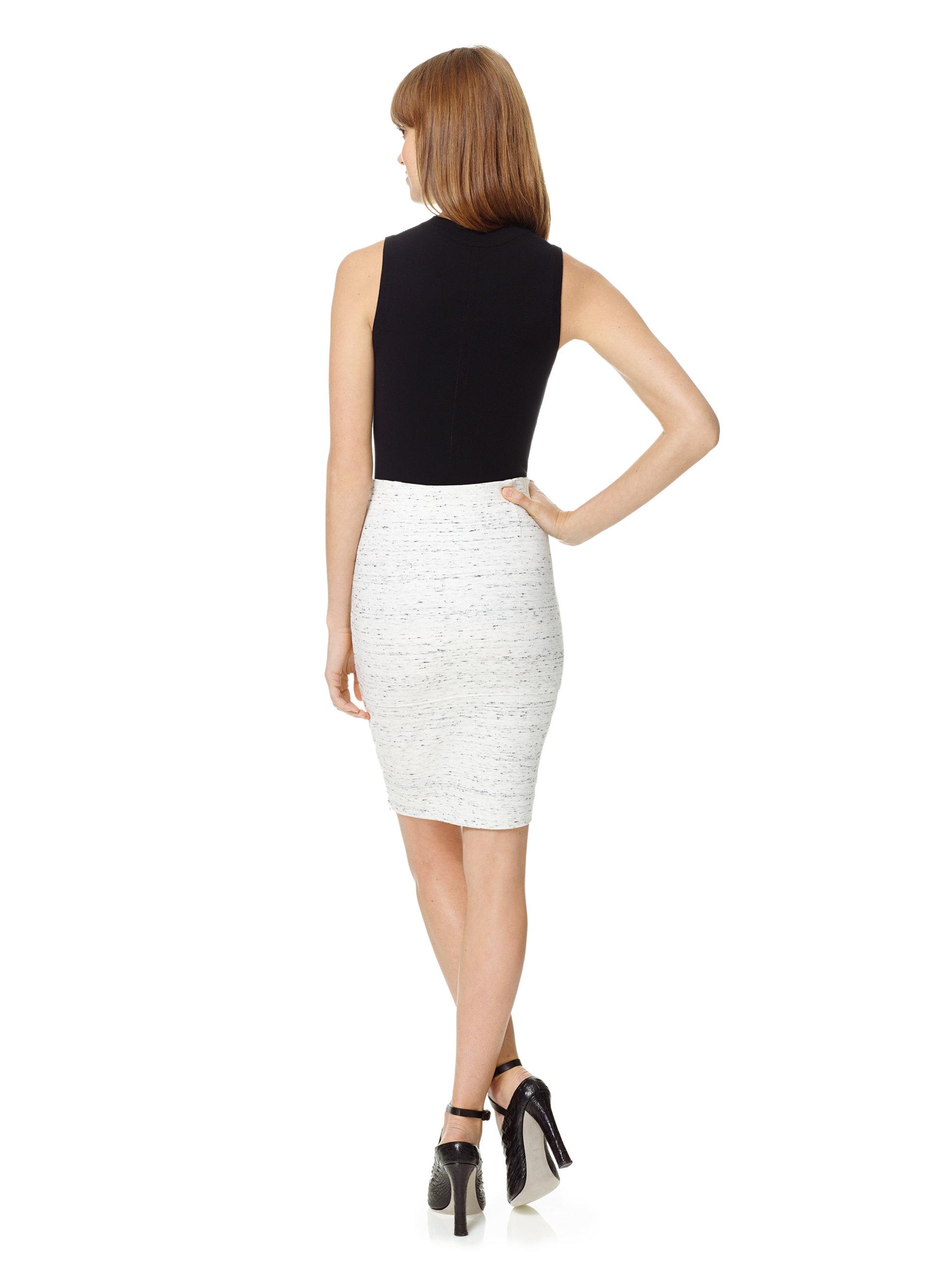 Winter White Skirt 108