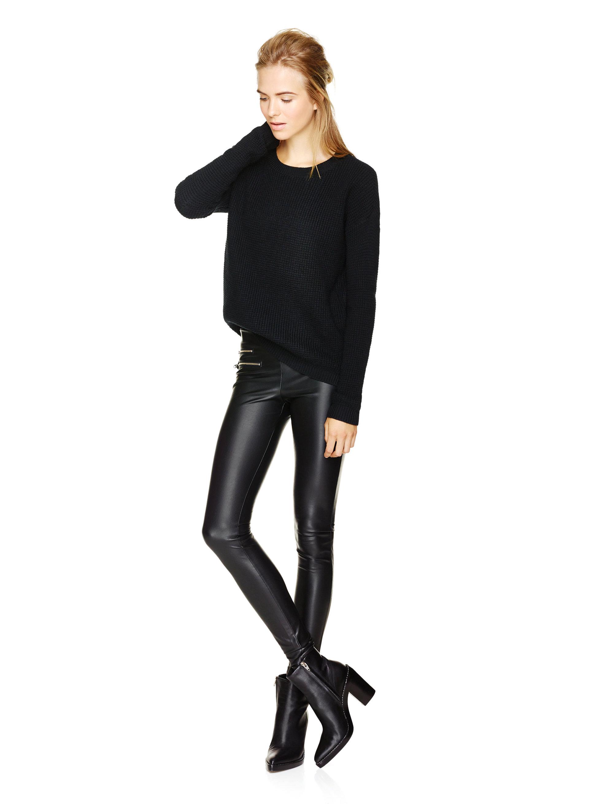 Leather Leggings Aritzia