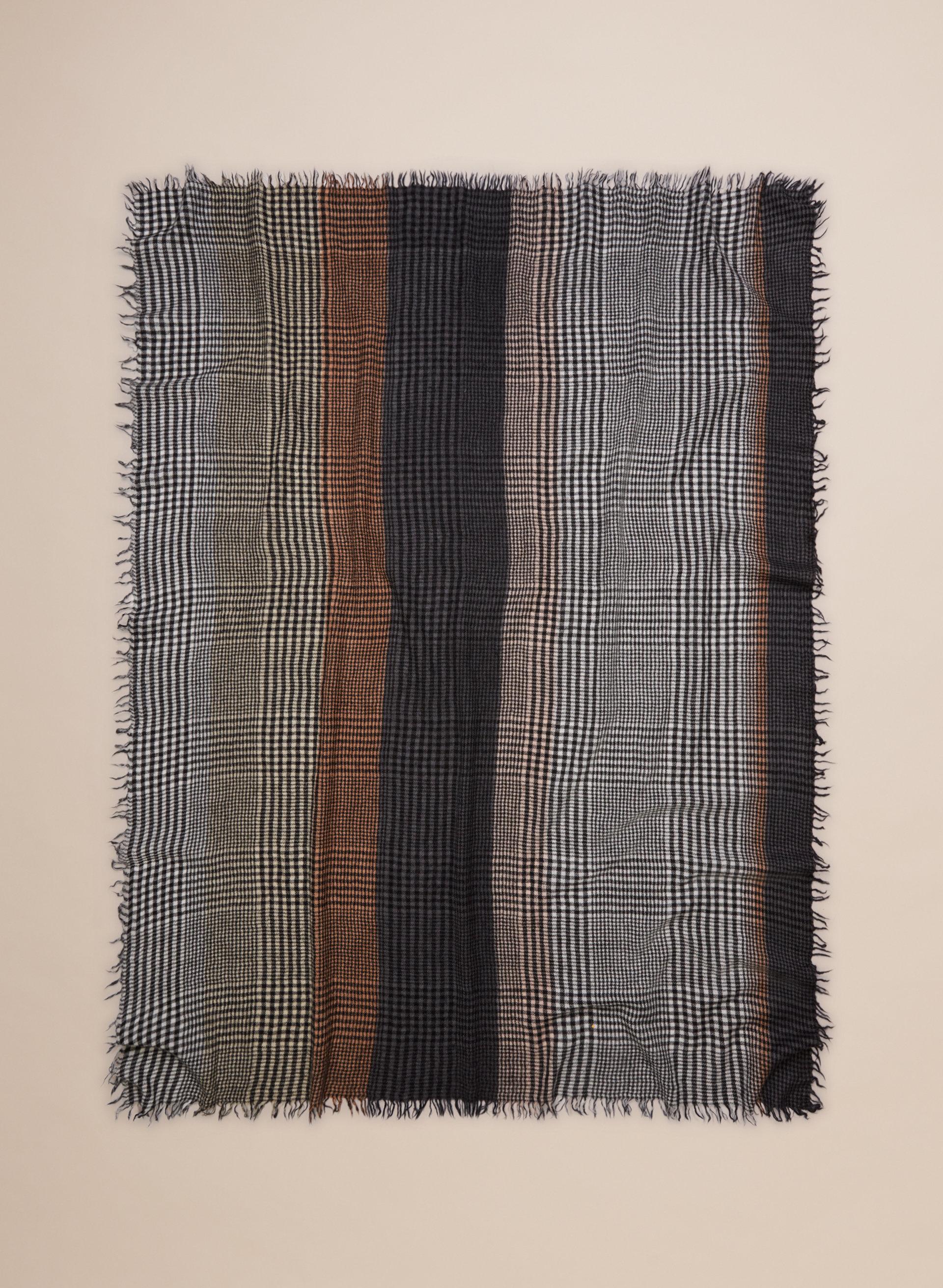 wilfred glen check blanket aritzia. Black Bedroom Furniture Sets. Home Design Ideas