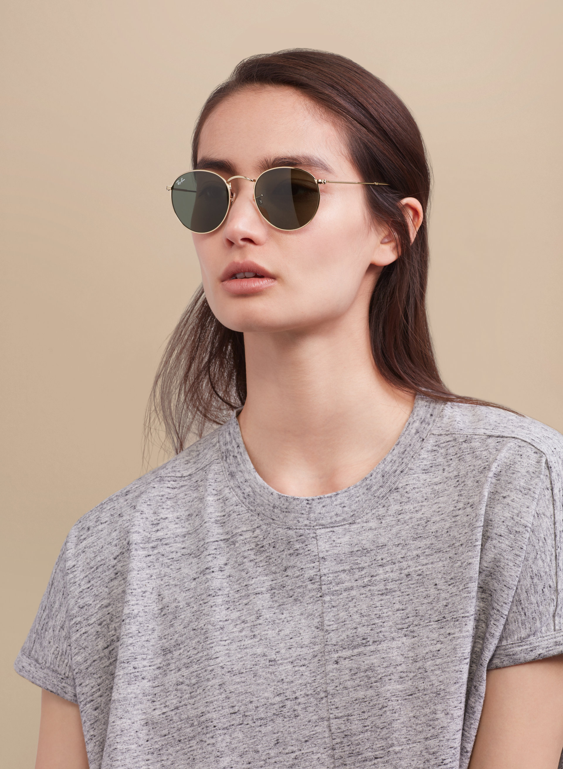 Lunettes Ray Ban Round Metal