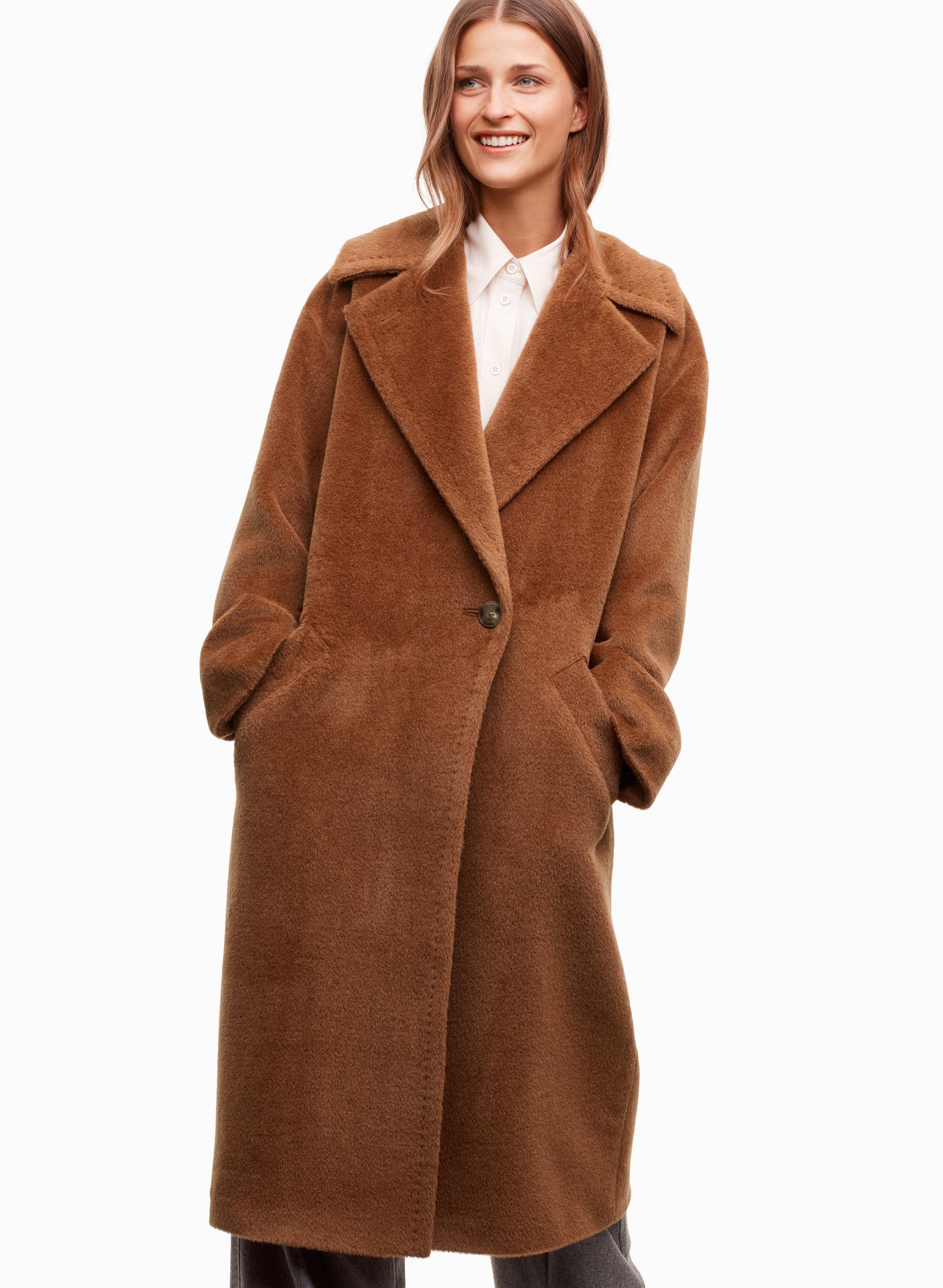 Wool Coats | Aritzia