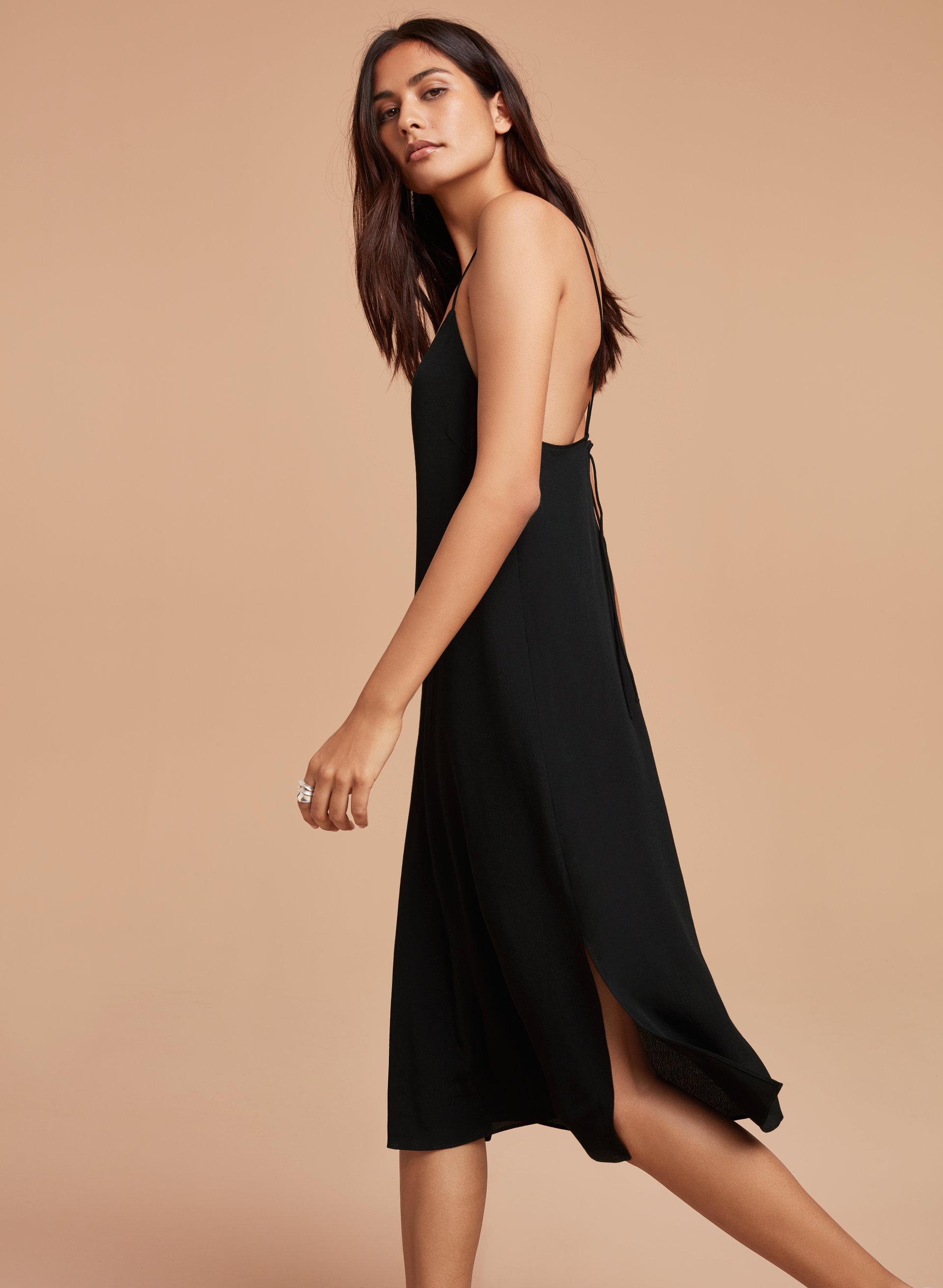 Black dress images - Felicity Dress Aritzia