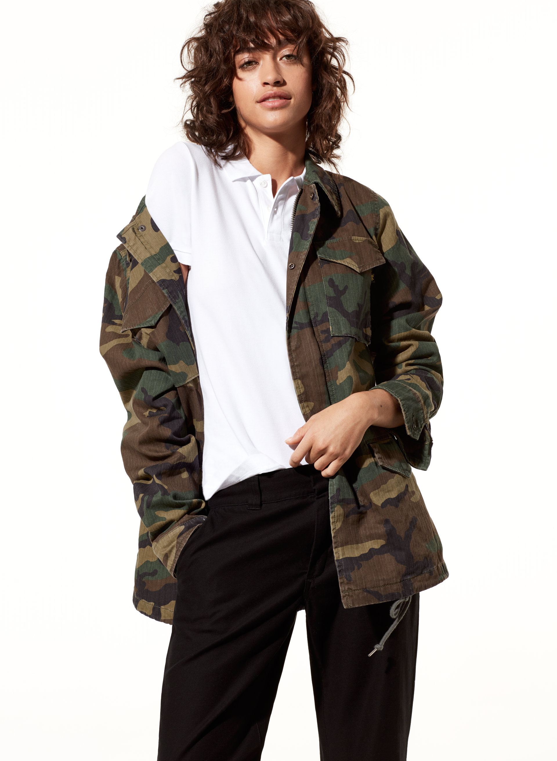 military style dress jacket vs coat