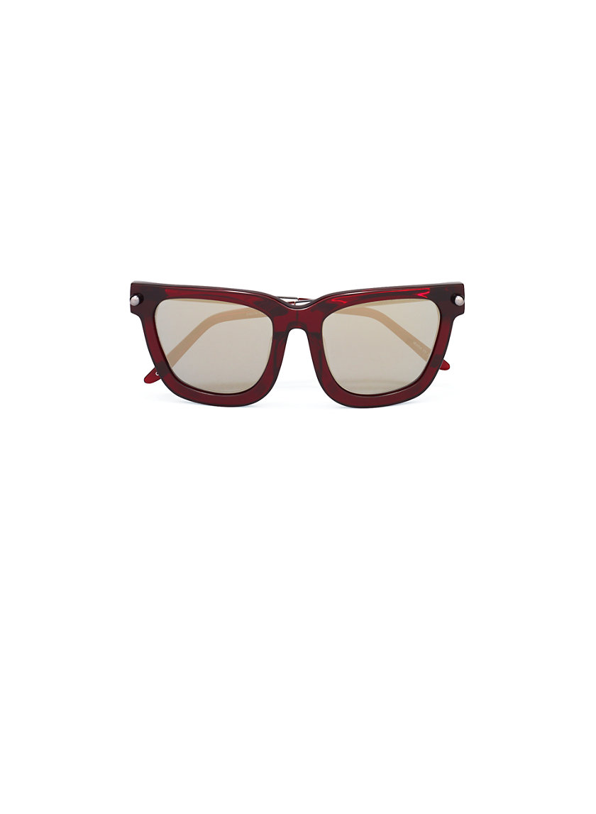ALEXANDER WANG CAT-EYE SUNGLASSES | Aritzia