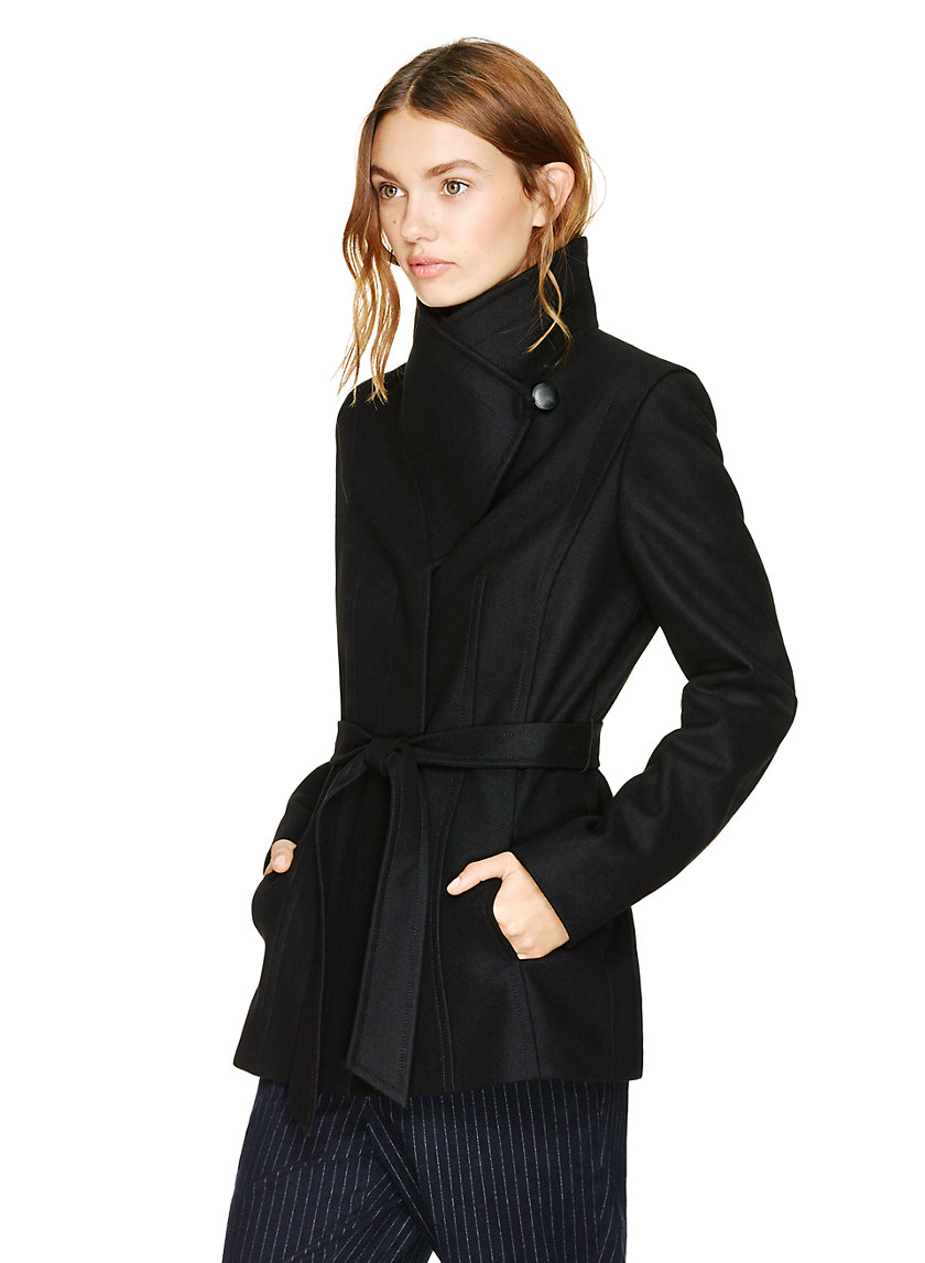 Babaton SPENCER WOOL COAT | Aritzia
