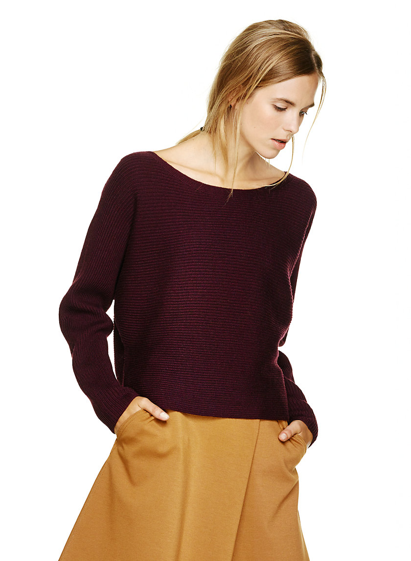 Wilfred BOURASSA SWEATER | Aritzia
