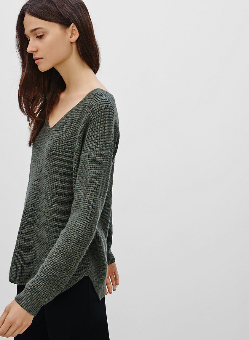 Wilfred Free WOLTER SWEATER | Aritzia
