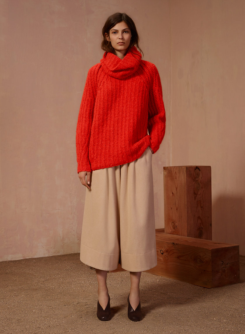 Le Fou by Wilfred MARTINE SWEATER | Aritzia