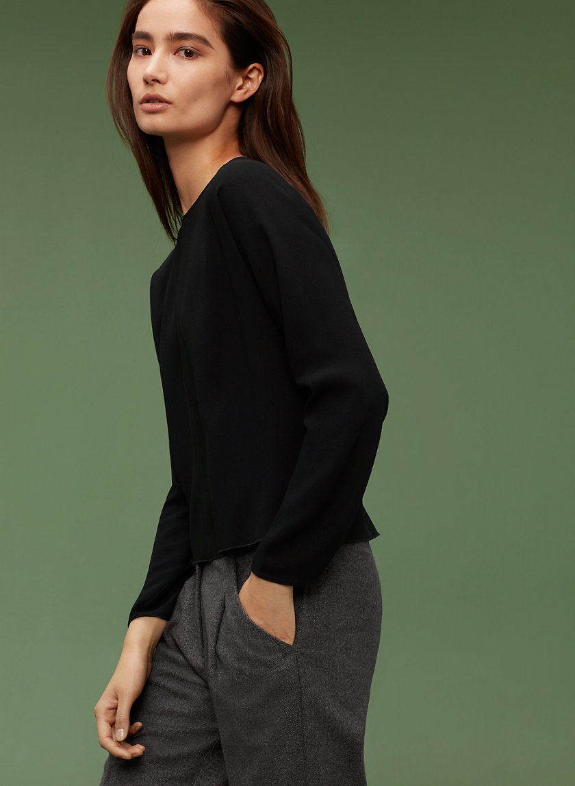 Wilfred CHRISTELLE BLOUSE | Aritzia