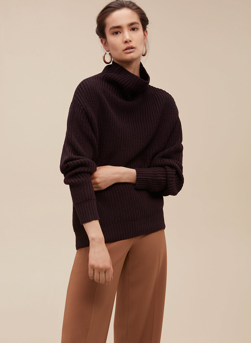 Wilfred MONTPELLIER SWEATER | Aritzia