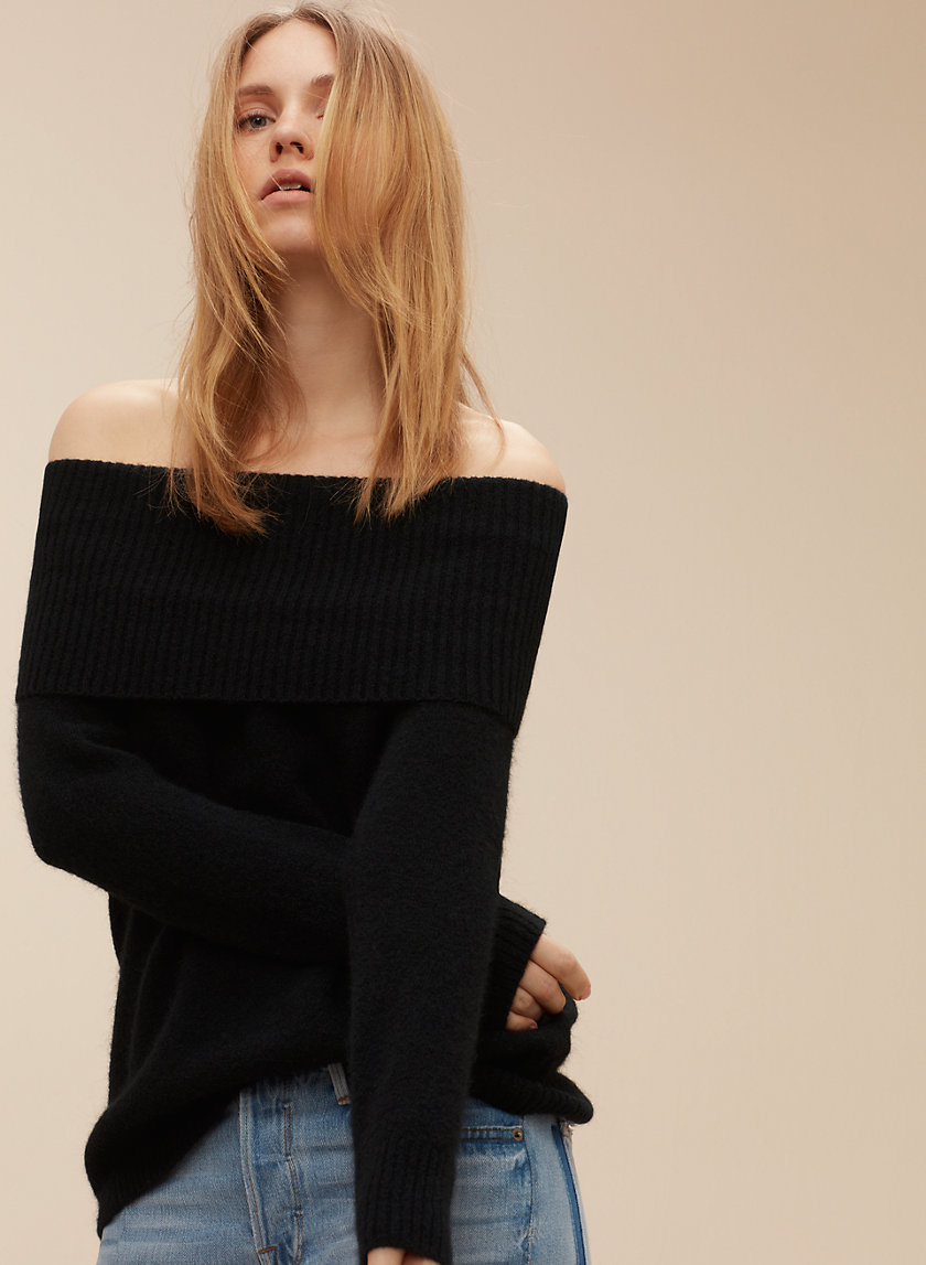 Wilfred Free FARETTA SWEATER | Aritzia