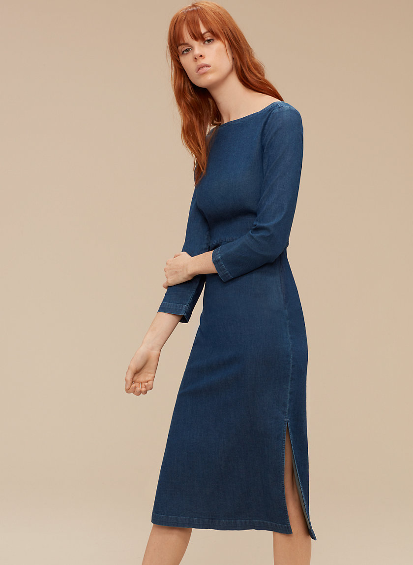 Wilfred Free ABMA DRESS | Aritzia