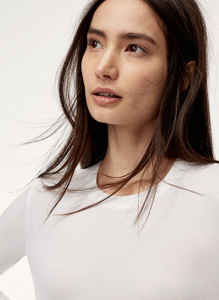 The Group by Babaton SAYRE T-SHIRT | Aritzia