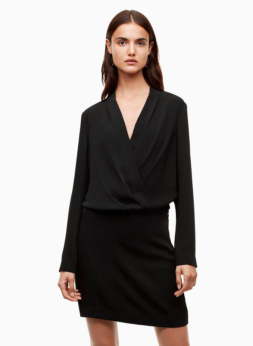 Babaton GERSHWIN DRESS | Aritzia