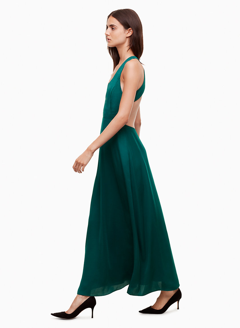 Talula PEEKABOO MAXI DRESS | Aritzia
