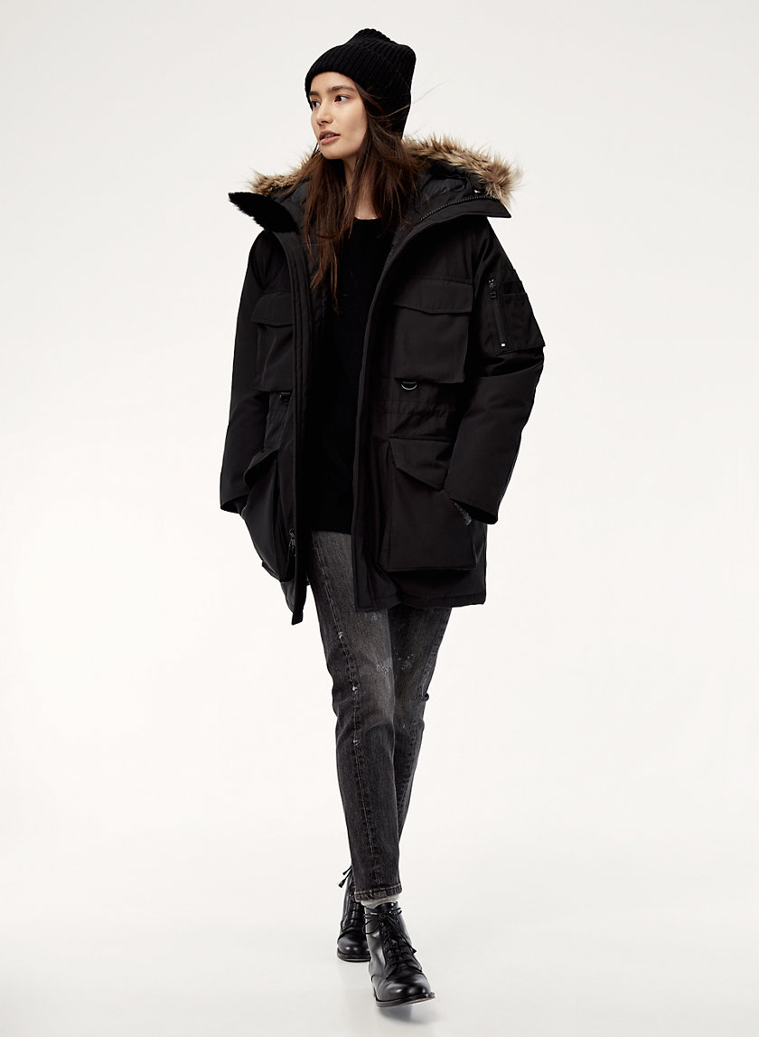 Golden by Tna TRUE NORTH PARKA | Aritzia