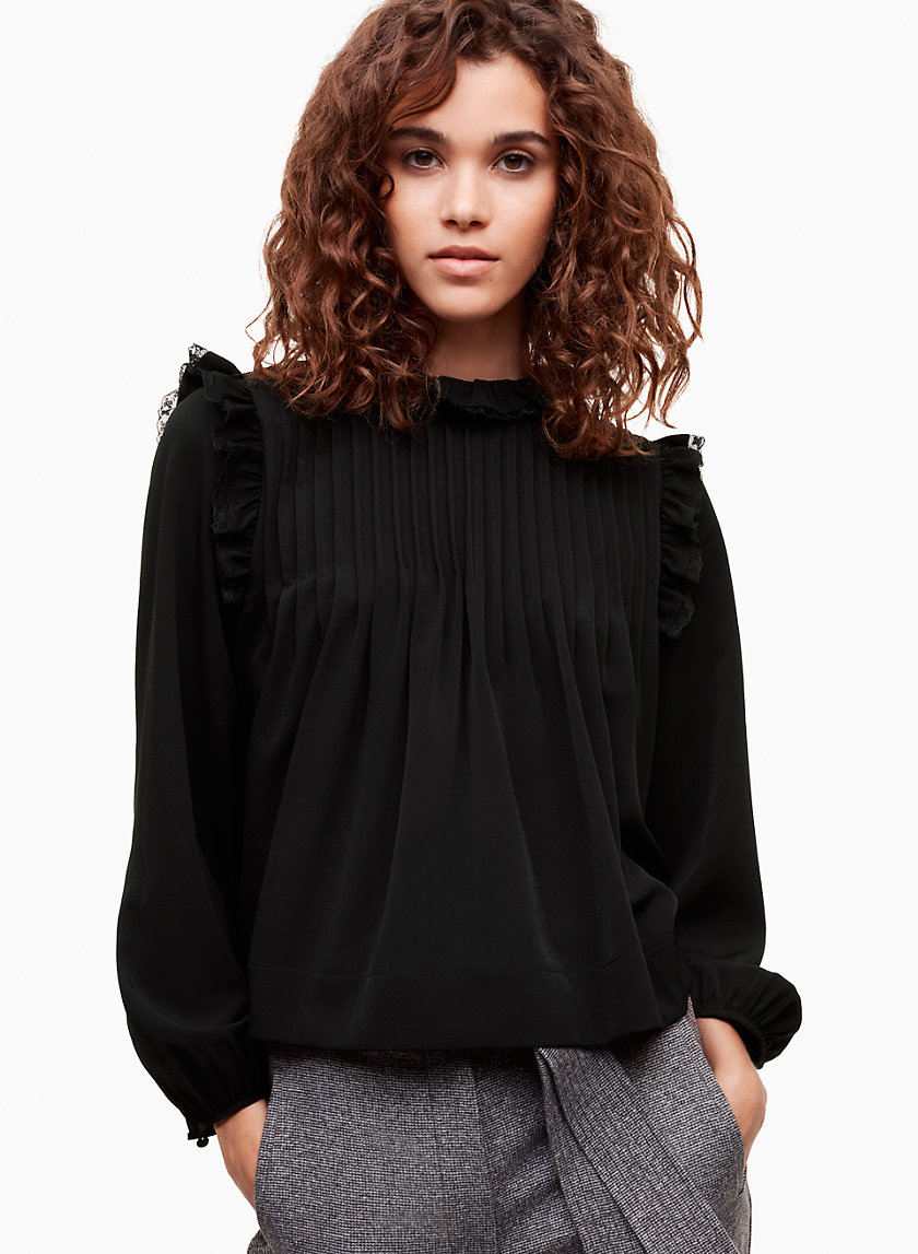 Wilfred TIGE BLOUSE | Aritzia