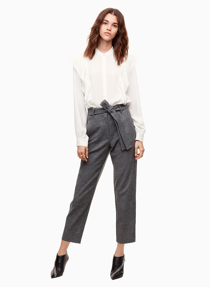 Wilfred PANTHÈRE BLOUSE | Aritzia