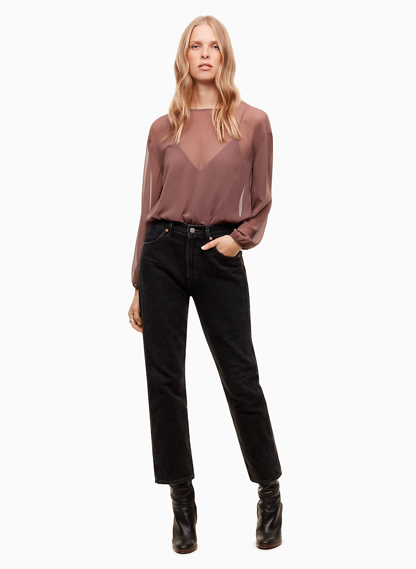 Wilfred TALMONT BLOUSE | Aritzia