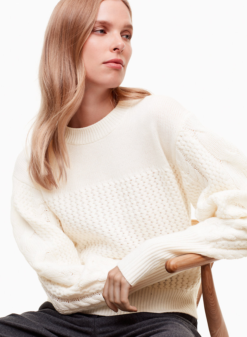 Wilfred ESMÉE SWEATER | Aritzia
