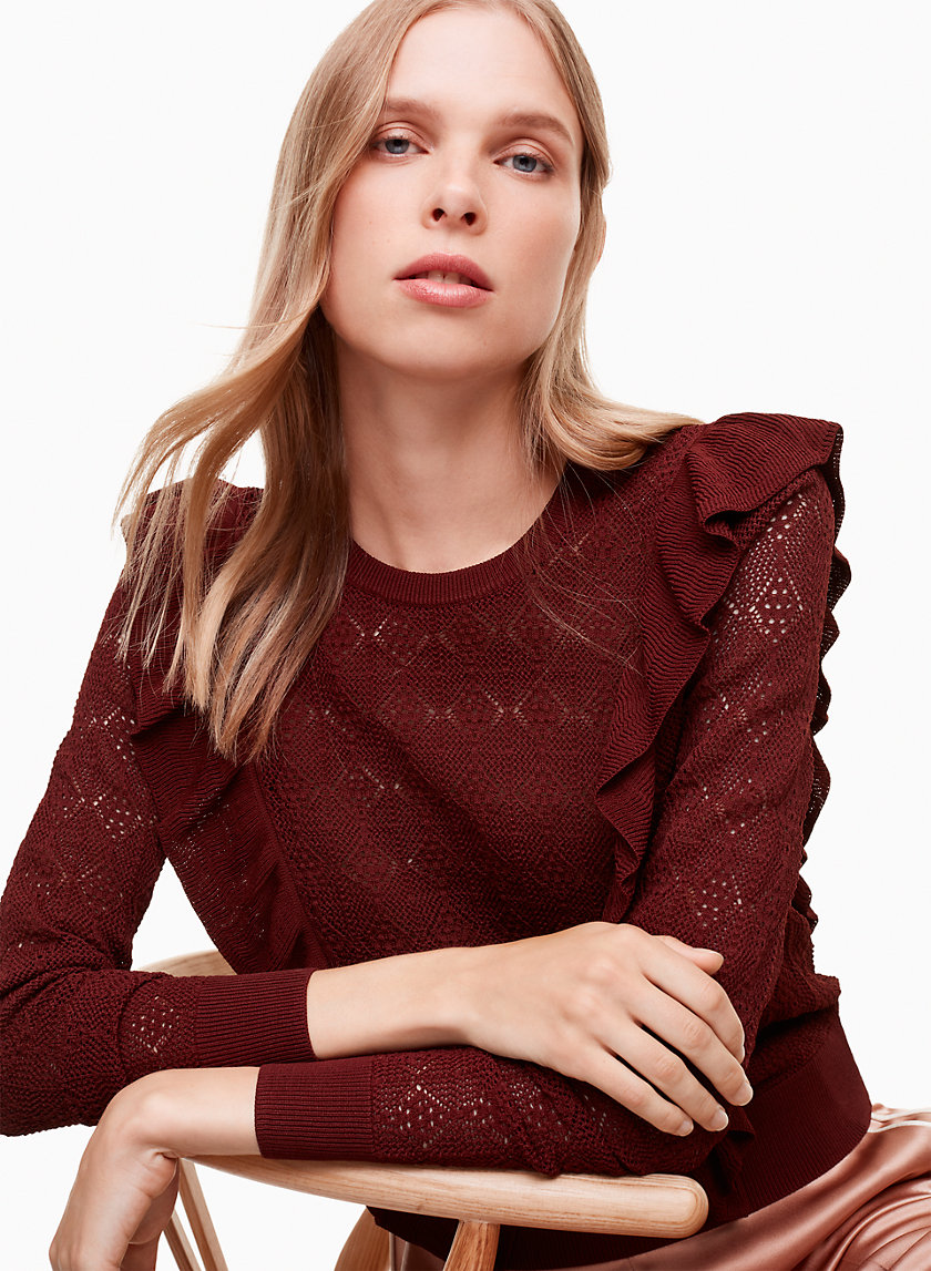 Wilfred BERNELLE SWEATER | Aritzia
