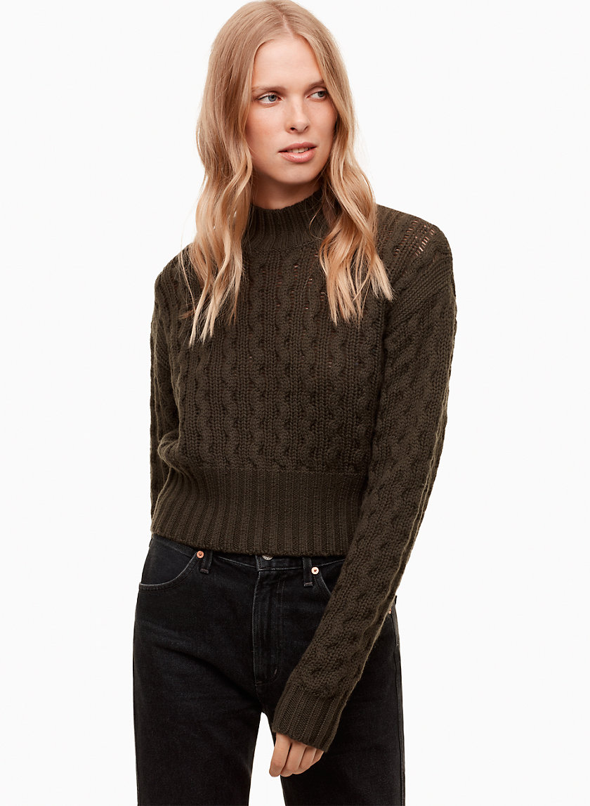 Wilfred CASSEL SWEATER | Aritzia