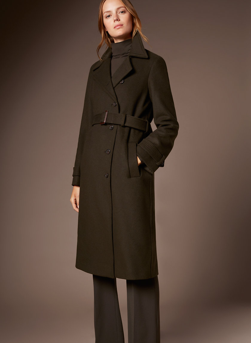 Wool Coats Guide - Coldest